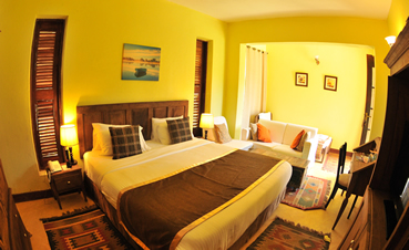 brovad sands lodge double room